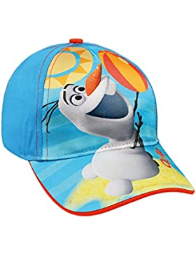 Disney Frozen 2200000264 - Gorra Basic con Olaf para niños, color malva, talla única