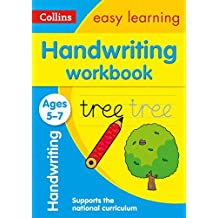 Handwriting Workbook Ages 5-7: Prepare for school with easy home learning (Collins Easy Learning KS1)