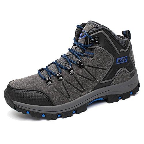 TUCSSON Scarpe da Escursionismo Calzature da Escursionismo da Uomo/Donna Scarpe da Trekking Arrampicata Sportive All'aperto Escursionismo Sneakers