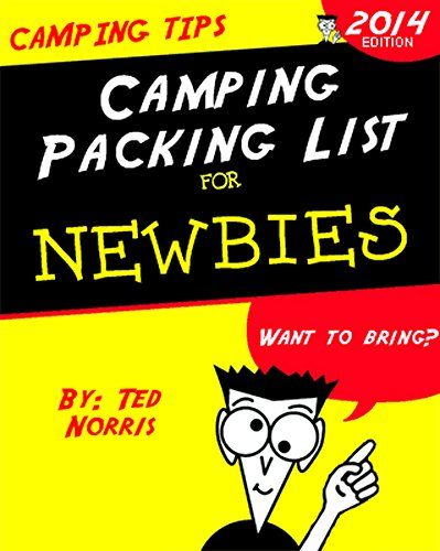 Camping Packing List: What to Bring Camping and Other Tips (English Edition)