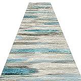 Tapis MeiHao Absorbant d'eau de tapis de cuisine de couloir de tapis de coureur,...