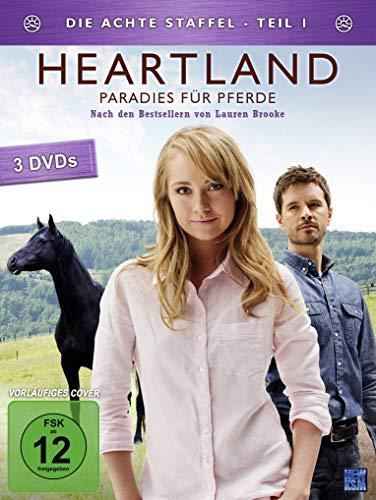Heartland - Paradies für Pferde - Staffel 8.1 [3 DVDs]