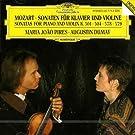 Mozart : Violin Sonatas K 301, 304, 378, 379