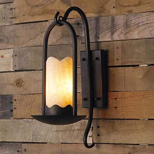 1 Vanity Wandleuchte (TYUIO Moderne 1-Licht-Wandleuchte/Vanity Light + satinierter Glasschirm, Bronze-Finish mit Ölschliff)