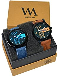WM Stylish Watches For Boys And Men Combo Gift Set With Sunglasses WMC-004-WMC-001aeons