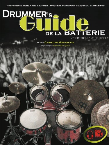 Drummer's Guide de la Batterie: First Step to Being a pro Drummer (English Edition)