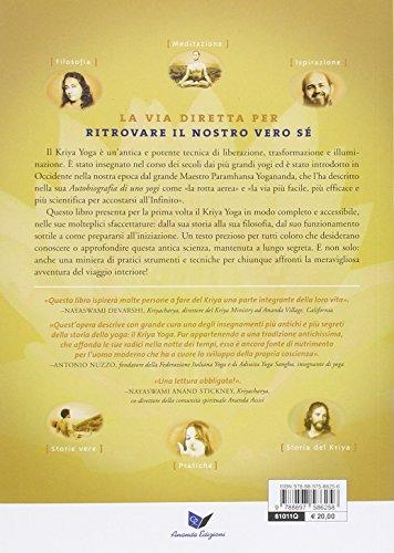 Zoom IMG-1 kriya yoga il manuale completo