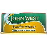 John West Steak De Thon Albacore Dans L'Eau De Source (160G)