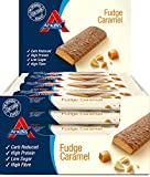 "Atkins Advanatge Bar ""Fudge Caramel"""