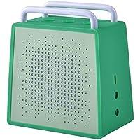 Antec AMP SP0 Altoparlante, Bluetooth, Verde