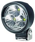 Hella 1G0 996 476-011 Arbeitsscheinwerfer Modul für weitreichende Ausleuchtung, 70 LED, Anbau, 12 V/24 V