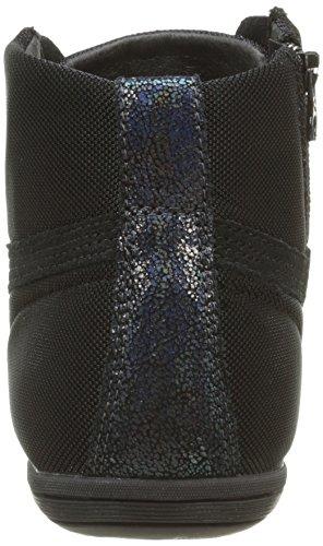Puma Eskiva Mid Ds, Baskets Basses femme Noir (Black)