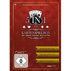5 in 1 – Kartenspielebox [PC]