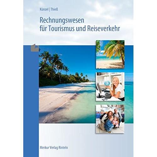 rechnungswesen fur tourismus und reiseverkehr