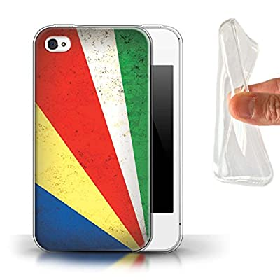 STUFF4 Phone Case/Cover/Skin / IP-GC / AFRCFLG Collection by Stuff4
