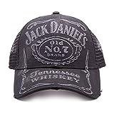 Bioworld Merchandising Bio - Gorra Jack DanielS Logo Vintage