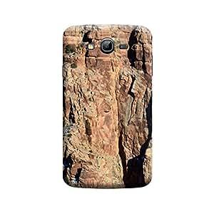 Qbic 3D High Quality Designer Mobile Back Case Cover For Samsung Grand (Premium Matte Finishing Back Case)
