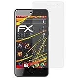 atFolix Folie für Phicomm Energy M Plus Displayschutzfolie - 3 x FX-Antireflex-HD hochauflösende entspiegelnde Schutzfolie