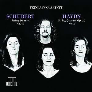 Schubert / Haydn: Streichquartette