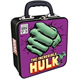 Marvel Comics Hulk Tin Tote Case Lunch Box Metal Official