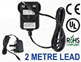 Adaptors4U 5V 2A AC Adaptor Power Supply Charger Voyager for vzon 7011 Portable DVD Player