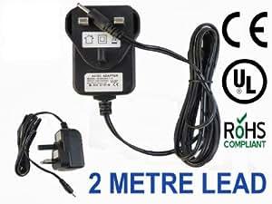 Adaptors4U Foscam Camera FI8918W 5V 2A AC Adaptor Power Supply