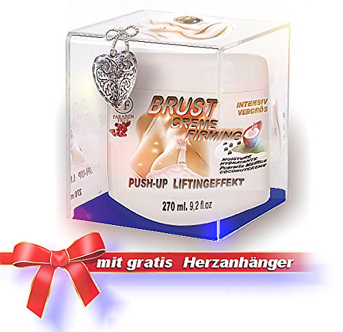 Brustcreme optimal 270 ml. mit 3-fach Extrakt PUERARIA -MIRIFICA