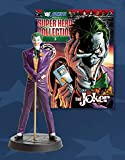 DC Comics - Figura de Plomo DC Comics Super Hero Collection Nº 3 Joker