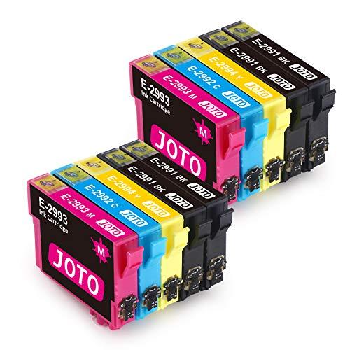 JOTO 29XL Cartuchos Tinta Reemplazo Epson 29 XL 29