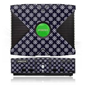 DeinDesign Skin kompatibel mit Microsoft Xbox Aufkleber Folie Sticker Steuerrad Muster Matrose