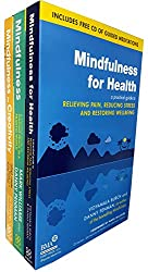 Mindfulness collection 3 books set Included CD