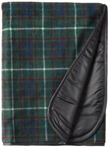 Forest Green Outdoor-stuhl (Colorado Kleidung Rec Pak Plaid Decke,, unisex, Forest/Green/Navy Plaid)