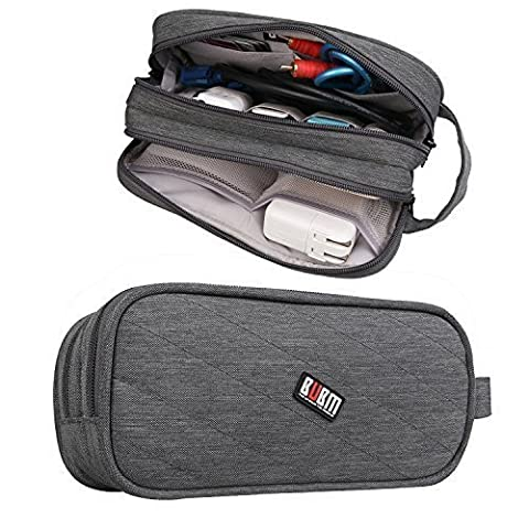 BUBM Universal Charger Carry Case / Electronics Accessories Travel Organiser