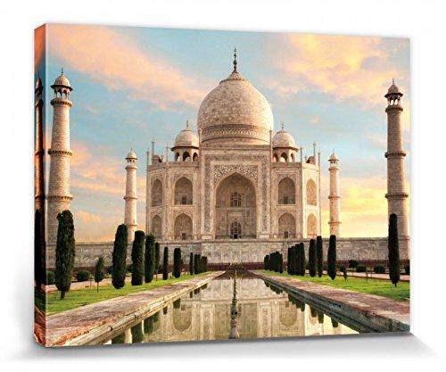 taj-mahal-el-palacio-de-corona-en-el-sol-de-la-manana-cuadro-lienzo-montado-sobre-bastidor-80-x-60cm