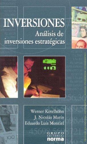 Descargar Libro Inversiones de Werner Ketelhohn
