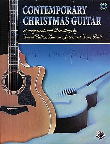 Acoustic Masterclass: Contemporary Christmas Guitar, Book & CD