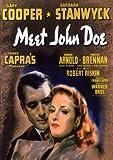 Meet John Doe [1941] [DVD]