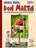 MADs große Meister: Don Martin: Bd. 2: 1967-1977