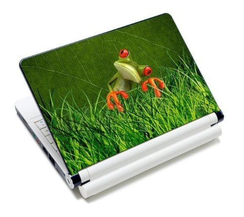 MySleeveDesign - Skin Pegatina decorativa adhesivo protector para la tapa de ordenadores portátiles 10,2
