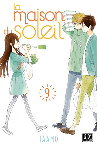 La maison du soleil Edition simple Tome 9