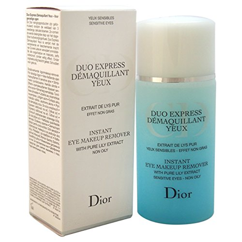 CHRISTIAN DIOR Make Up Entferner Duo Express Waterproof 125 ml (Make-up Dior)