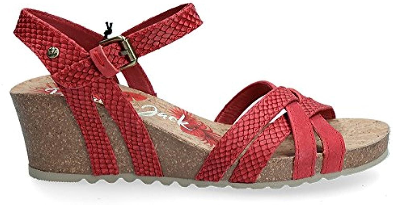 Asics Gel-Xalion - Zapatos de cordones Niñas 38 EU|Red/Yellow