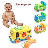 Telefon Spielzeug, yoyoug 2018Baby Kids Baby Spielzeug Musik Cartoon Handy Spielzeug Weisheit Entwicklung Puzzle Educational Spielzeug Kind Geschenk