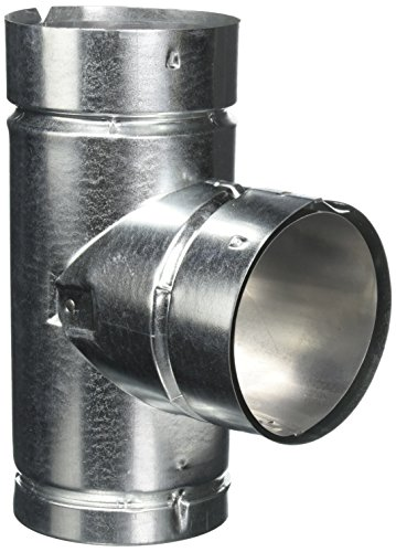 Selkirk (Corp 104100 Gas Vent Tee, 4-Zoll -