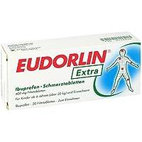 Preisvergleich für EUDORLIN Extra Ibuprofen-Schmerztabletten 20 stk