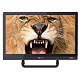 "Nevir - 7412 TV 16"" led HD USB dvr 12v hdmi Negra"