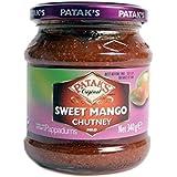 Pataks   Mango Chutney   2 X 340g