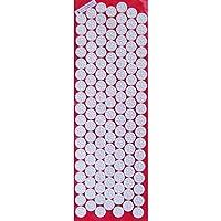 Accupressure Therapiematte - hochwertige Produktmatte für den Rücken - auf weichem Untergrund - 65 cm x 21 cm... preisvergleich bei billige-tabletten.eu