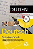 Dr. Detlef Langermann: Duden: Basiswissen Schule - Deutsch