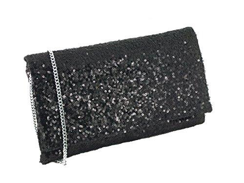 Schleifenclutch Clutch Partytasche Nachfrage üBer Dem Angebot Handtasche